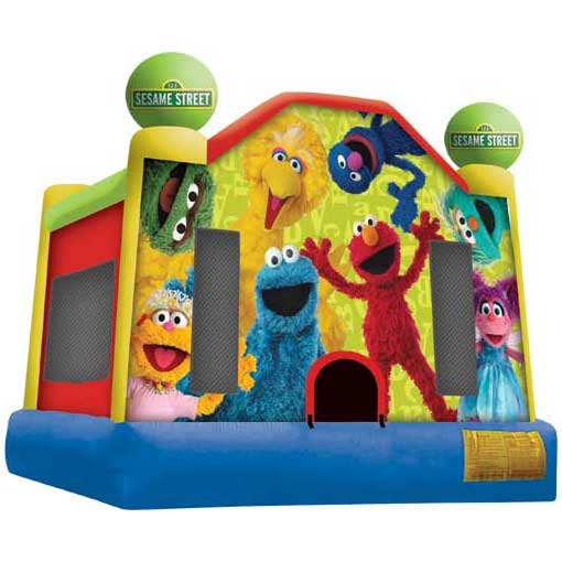 jumbo bounce house long island